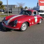 Porsche 356 B Coupé
