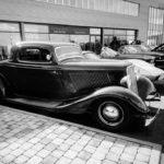 Ford B coupé 1933 Hot rod
