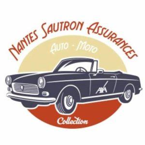 Logo de AXA Sautron, spécialiste véhicules de collection
