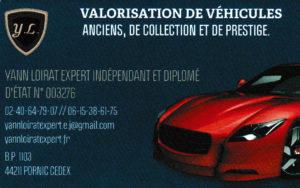 Loirat, valorisation de véhicules anciens, de prestige et de collection