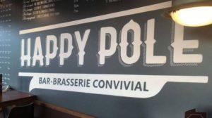 café restaurant Happy Pôle