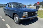 Peugeot 304 bleue