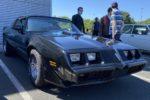 Pontiac Firebird 1979 noire