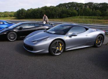 La Ferrari de Marion